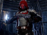 Go Under Batman: Arkham Knight's Red Hood DLC