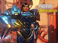 Two More Heavy Armored Characters For Overwatch Shown Off For You