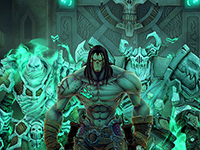 Our First Look At The Upgrades To The Darksiders 2: Deathinitive Edition