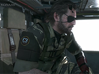 Here's That Metal Gear Solid V: The Phantom Pain 2015 E3 Demo
