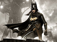 Batgirl Is Adding A Family Matter To Batman: Arkham Knight