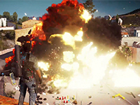 The Many Different Ways Just Cause 3 Was Played At E3