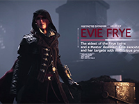 A Bit More On Evie From Assassin's Creed Syndicate From SDCC