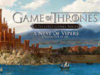 Review � Game Of Thrones: A Nest of Vipers