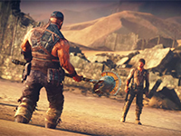 Get A Feel For How Large Mad Max's Wasteland & Strongholds Are