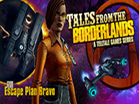 Escape Plan Bravo Initiated For Tales From The Borderlands Next Week