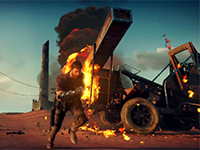 Get Creative In Mad Max With Its Latest Interactive Trailer