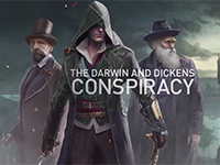 Darwin & Dickens Will Have Larger Roles In Assassin's Creed Syndicate