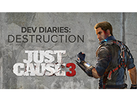 All Of Those Just Cause 3 Destructibles Have Been Handled With Care