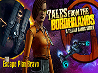Review — Tales From The Borderlands: Escape Plan Bravo