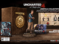 Uncharted 4: A Thief's End Has A Release Date & Special Editions