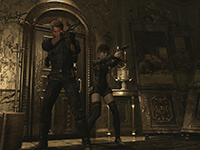 Resident Evil Origins Collection Announced & We Can Play As Wesker