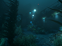 Enter The Crushing Depths Of SOMA's Environments