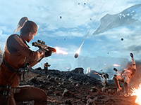 A New Star Wars Battlefront Mode Has Dropped Into The Zone