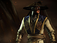 Mortal Kombat X — Raiden