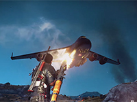 Someone Is On A Serious Mission Here In Just Cause 3