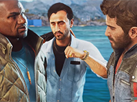 Just Cause 3 Is All Explosions�There's Story Too