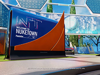 Here's What Call Of Duty: Black Ops 3's Nuk3town Map Will Look Like