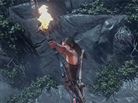 Guerrilla Combat In Rise Of The Tomb Raider Will Help With Deadly Tombs