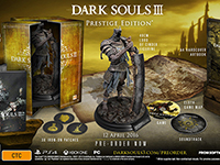 Dark Souls 3 Has Two New Editions Coming & A Possible Release Date