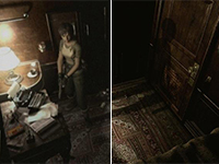 More Screenshots To Compare Resident Evil 0 HD To The Original