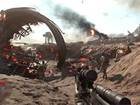 Here's Your First Taste Of Star Wars Battlefront's Battle Of Jakku