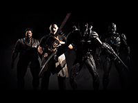 Four New Fighters Joining The Mix With Mortal Kombat X's Kombat Pack 2