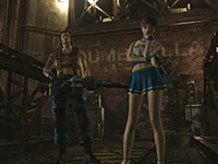 Resident Evil 0 REmaster Now Has A Release Date & Pre-Order Bonuses
