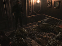 Here's Resident Evil 0's New Wesker Mode In Action
