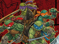 More On TMNT: Mutants In Manhattan In The Way Of Leaked Art