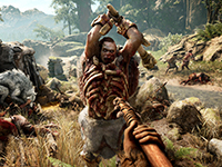 Catch The Opening Hour Of Far Cry Primal Gameplay