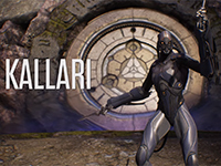 Here's Paragon's Kallari Showing Off All Of The Hero Abilities