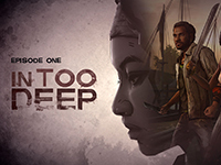 The Walking Dead: Michonne Is In Too Deep & Releasing Soon