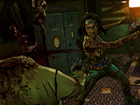 Have A Sneak Peek At The Walking Dead: Michonne's Opening