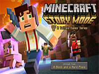 Review � Minecraft: Story Mode � A Block And A Hard Place