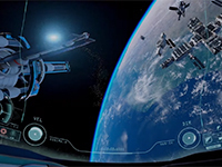 Another ADR1FT Gameplay Video Shows Off How Serene Space Is