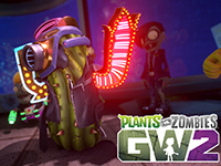 Plants Vs Zombies Garden Warfare 2 Is Expanding The Battle Further