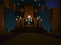 The Heroes Are All Back As Minecraft: Story Mode 5th Episode Is Here