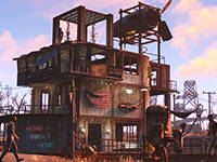 Check Out The Wasteland Workshop Coming To Fallout 4 Soon