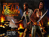 Review — The Walking Dead: Michonne — Give No Shelter