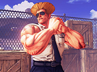 Another Challenger Enters Street Fighter V & It Is Guile