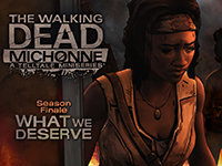 The Walking Dead: Michonne Comes To Its Conclusion Next Week