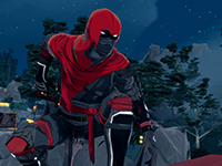 Another New Stealth Game Has Crept Out Of The Shadows With Aragami