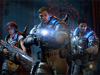 Gears Of War 4 Gets A Batch Of New Screenshots To Show Off