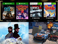 Free PlayStation & Xbox Video Games Coming May 2016