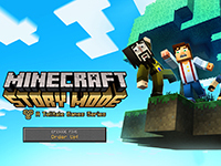 Review � Minecraft: Story Mode � Order Up