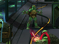 Meet All Of The Turtles Here For TMNT: Mutants In Manhattan