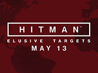 The Targets In Hitman Are Becoming More Elusive Tomorrow