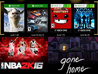 Free PlayStation & Xbox Video Games Coming June 2016