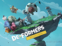 De-Formers Is The Next Big Title Coming From Ready At Dawn